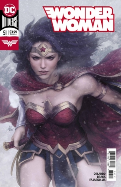 Wonder Woman vol 5 # 51