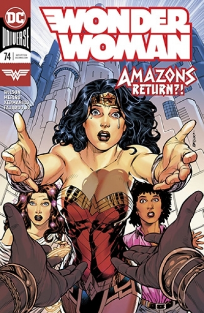 Wonder Woman vol 5 # 74