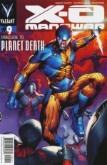 X-O Manowar vol 3 # 9