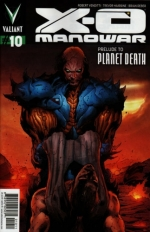 X-O Manowar vol 3 # 10