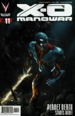 X-O Manowar vol 3 # 11