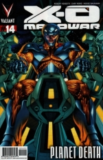X-O Manowar vol 3 # 14