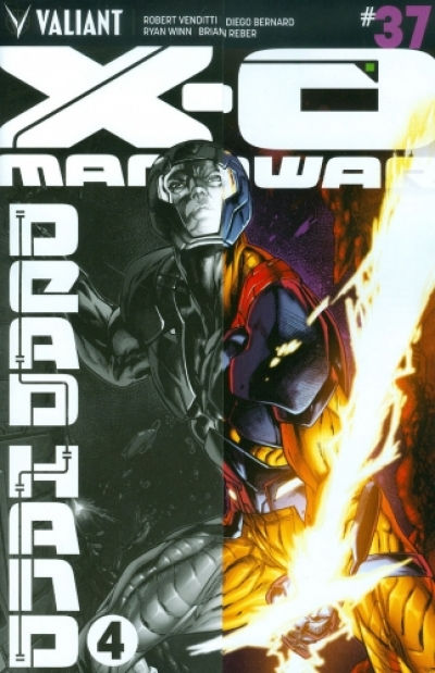 X-O Manowar vol 3 # 37