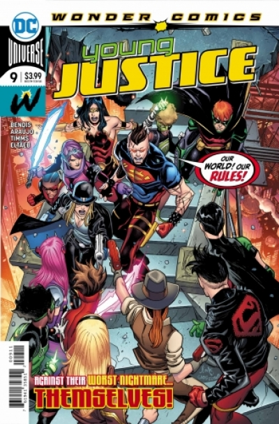 Young Justice vol 3 # 9
