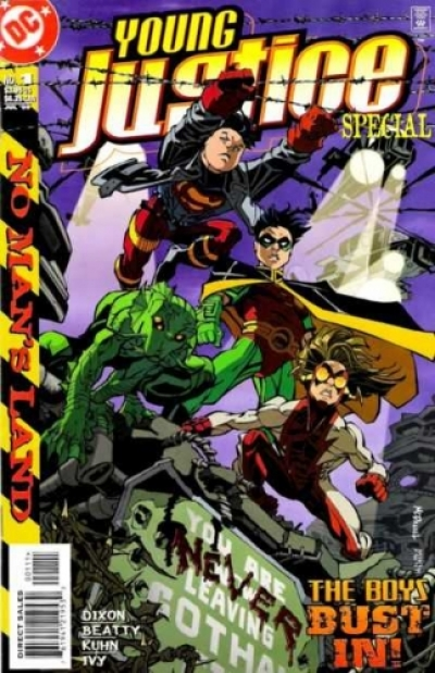 Young Justice: No Man's Land # 1